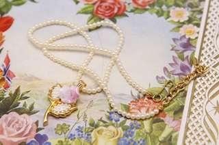 Avon Vintage 珍珠頸鍊