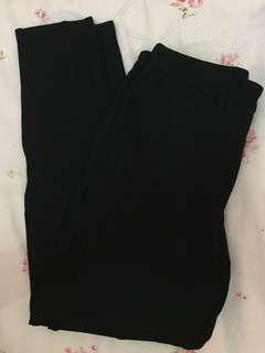 Joe fresh black pants