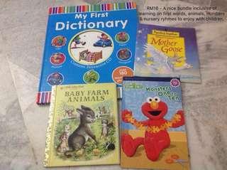 Value bundle of Children Books