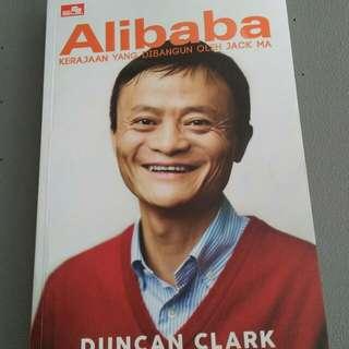 Buku biografi Jack Ma