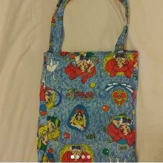 🈹🈹🈹美少女戰士 pretty solider sailor moon 側肩袋 布袋 shopping bag