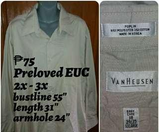 Vanheusen Long sleeves Polo
