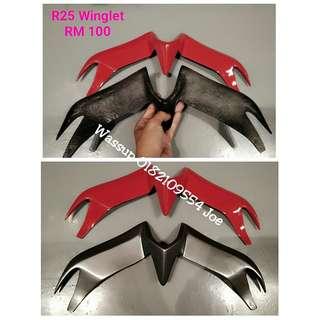 R25 Winglet