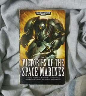 Warhammer 40k Victories of The Space Marines