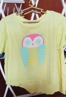 Preloved Gingersnaps Hanging Shirt