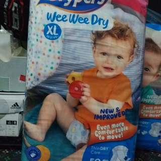 Drypers Wee Wee Dry XL