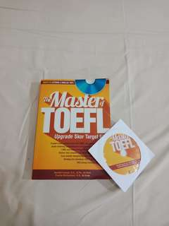 The Master of TOEFL!