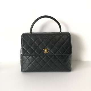 Authentic Chanel Kelly Bag