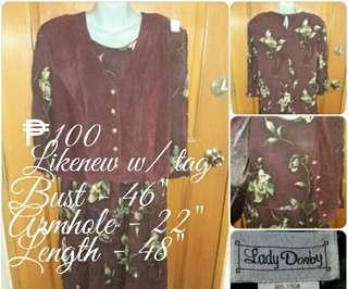 Lady Dorby Maxi Formal Dress
