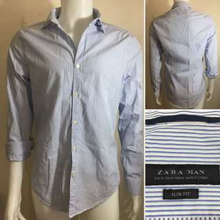 Zara Man long sleeves