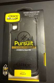 OtterBox Pursuit (iPhone X)