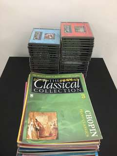 The Classical Collection CD