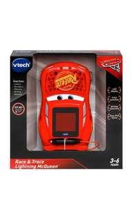 *ready stocked* VTech Cars Race & Trace Lightning McQueen