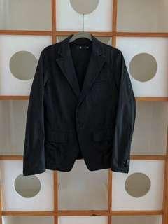 Uniqlo Black Coat