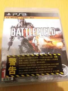 PS3 Battlefield 4 全新