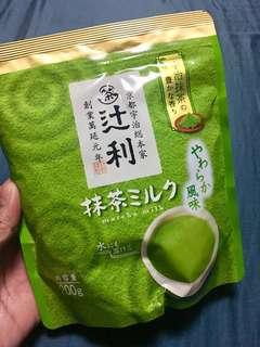 Tsujiri Matcha Milk