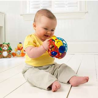 *In Stock* BN Baby Einstein Bendy Play Ball