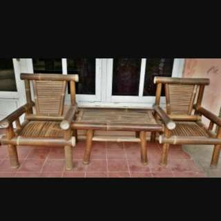 46+ Model Kursi Teras Bambu Terbaik