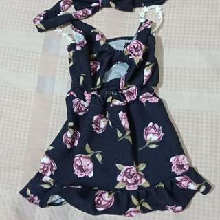 Dress for baby girl 6-12 months
