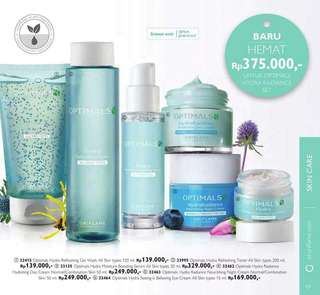 skincare optimals hydra
