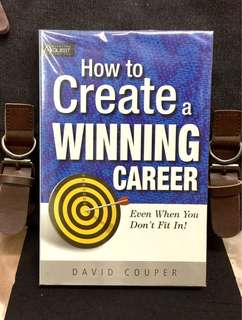 《Bran-New + Simple & Effective Strategies To Recharge Your Career Path》David Couper - HOW TO CREATE A WINNING CAREER : Even When You Don't Fit In !