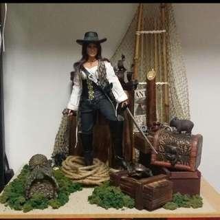 1/6 Scale Pirates Diorama