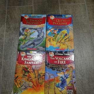 Geronimo Stilton QUICK SALE
