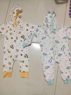 Baju baby sleepsuit