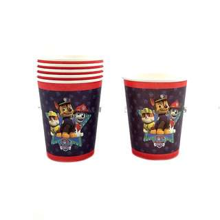 🐾 Paw Patrol Party Supplies- party cups