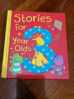 Stories for 3 years old