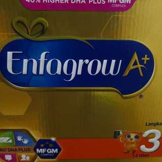 Enfagrow A+ Step 3 Asli