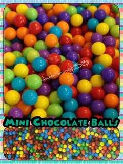 Mini Chocolate Balls