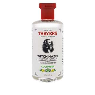 🚚 Thayers, Witch Hazel, Aloe Vera Formula, Alcohol-Free Toner, Cucumber, 355ml