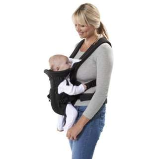 Brand New Mothercare Three Position Baby Carrier-Black