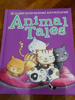 Animal tales - 15 stories