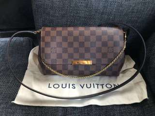 Louis vuitton favorite mm bag