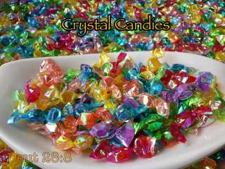 Mini Crystal Candies