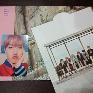 BTS You Never Walk Alone J-Hope PC FIRST PRESS