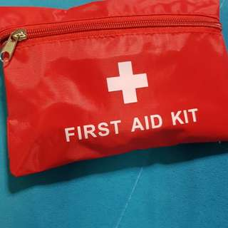 Brand new first aid kid