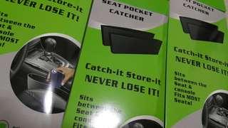 Seat pocket