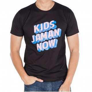 Kaos Trending Kekinian #kidsjamannow