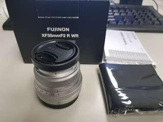 Fujifilm Fujinon 35mm f2