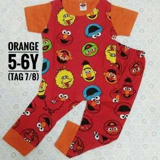 Pyjamas Elmo Kids