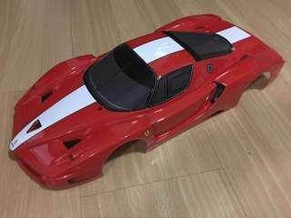 Tamiya Ferrari FXX 1/10 Bodyshell