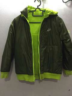 NIKE WINTER COAT