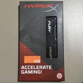 Kingston HyperX Fury DDR3 1866 16GB (2 x 8GB) - HX318C10FBK2/16