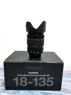 Fujifilm Fujinon 18-135 LM OIS WR