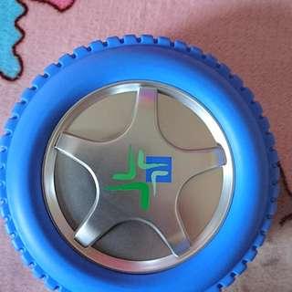 🚚 藍色輪胎造型工具組一個