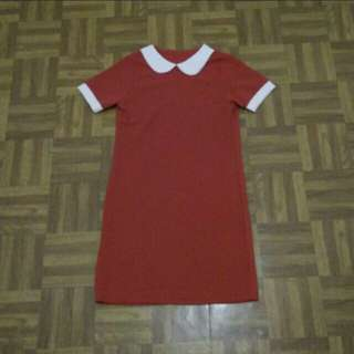 Maine-Inspired Dress