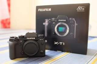 Fujifilm XT-1 body